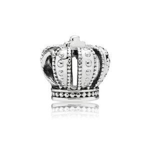 Authentic Pandora Crown Charm